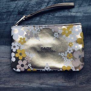 Marc Jacobs mini gold bag